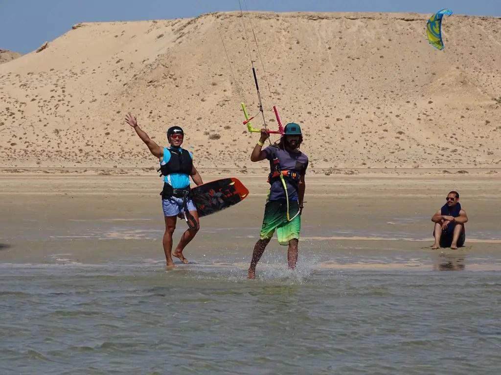Dakhla Evasion kitesurfing
