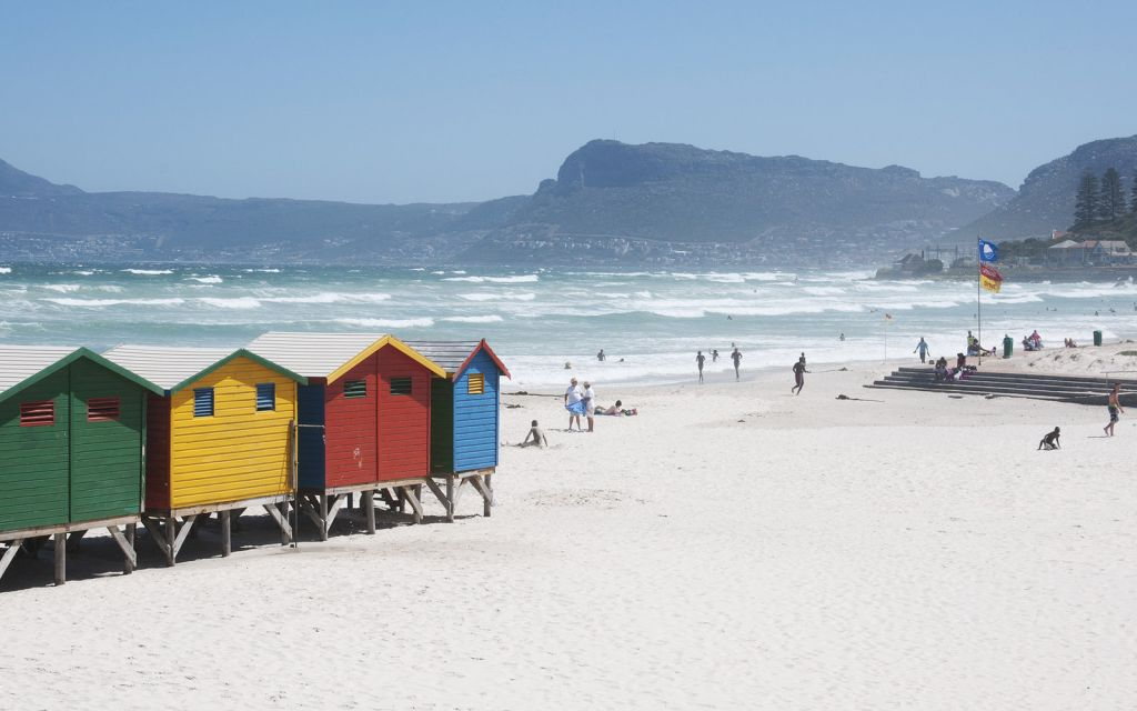 Muizenberg Beach Cape Town