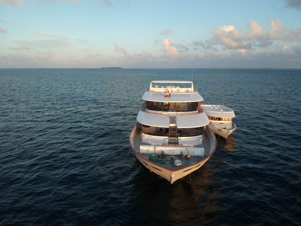 Dive liveaboard Maldives