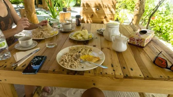 mashuni maldives breakfast