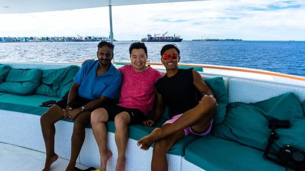 Carpe Diem scuba diving maldives
