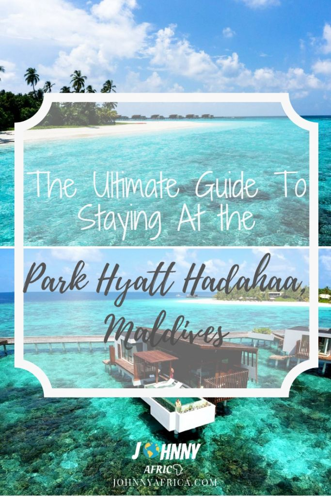 The Park Hyatt Hadahaa resort is one of the most stunning places you will find on this Earth. I stayed here for a few nights and had an absolutely fantastic experience. I spent my time enjoying some of the most pristine beaches in the world, overwater villas, scuba diving and top class food. Best of all, I booked it all on points and this guide will show you how to do the same!