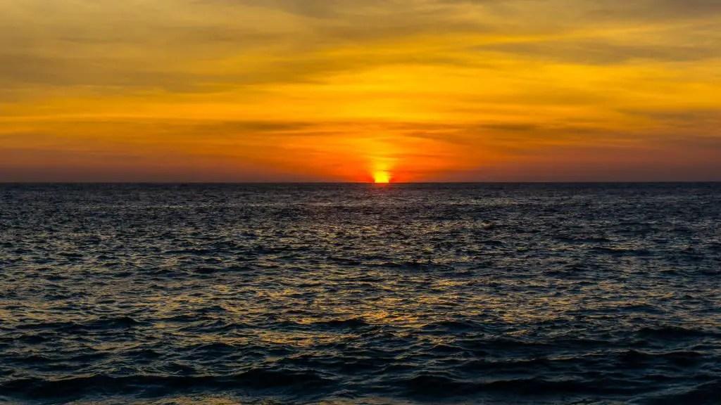 punta cometa sunset hike mexico mazunte oaxaca