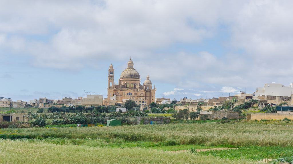 The Gozo countryside