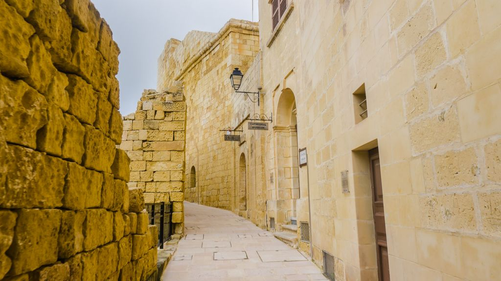 The Citadella of Victoria, Gozo