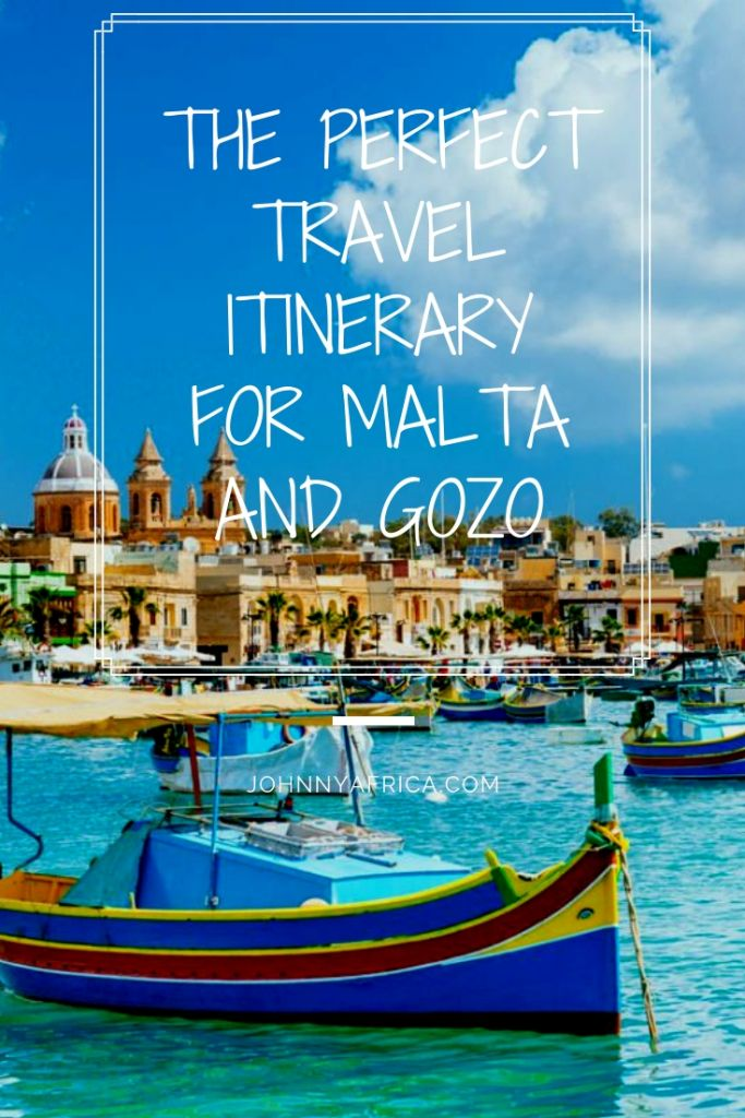 Malta is one of the most beautiful and naturally stunning islands in the Mediterranean. With beautiful Baroque architecture, cobblestone streets, amazing wine, and much more. If you have 3-5 days this is the perfect itinerary for you to see the highlights of the country. #malta #gozo #valletta