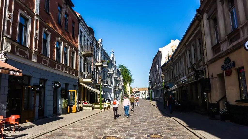 Streets of Kaunus