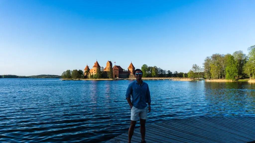 Trakai Castle Lithu