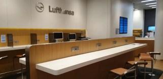 Luthansa Munich Lounge Terminal 2