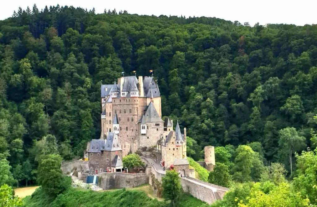 burg Eltz castle Germany