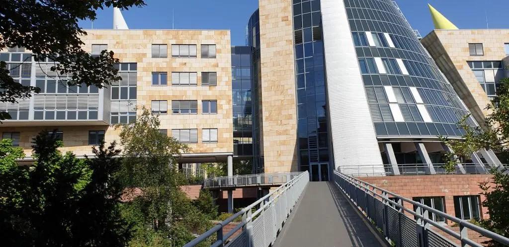Finanzamt in Frankfurt Germany tax authority