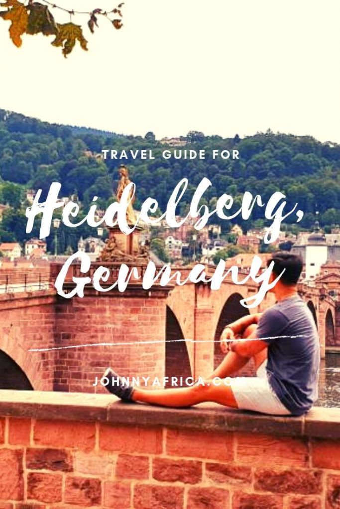 Heidelberg is one of Germany\'s most picturesque little towns. It is an easy day trip from Frankfurt or Stuttgart and here is a detailed itinerary for how best to spend your time in this magnificent city!
