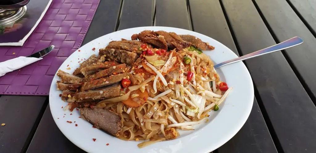 Thai food for days in Frankfurt