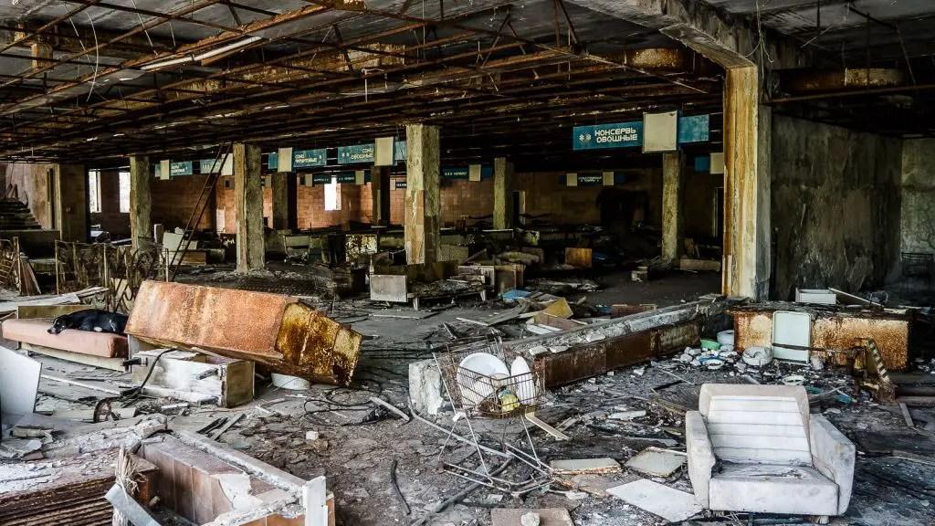 grocery store pripyat chernobyl