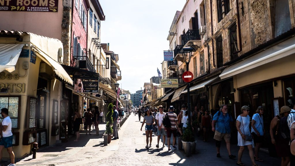 Chania, an amazing city to visit in Crete