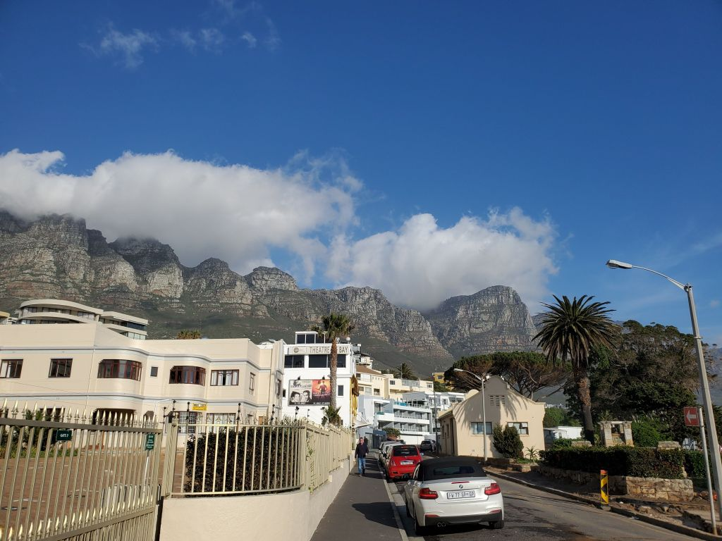 Cape town camps bay