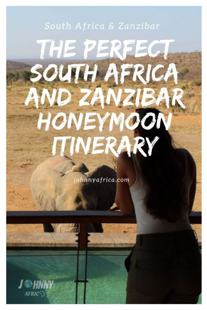The Perfect South Africa And Zanzibar Honeymoon Itinerary