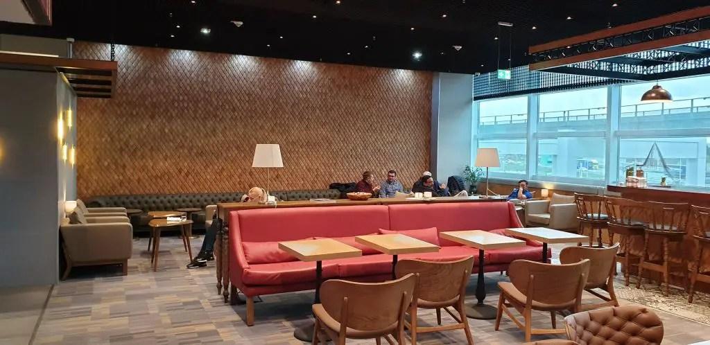 Frankfurt Primeclass Lounge