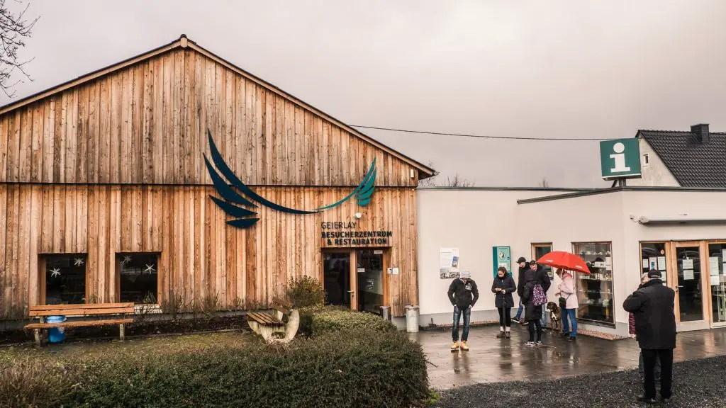morsdorf information center