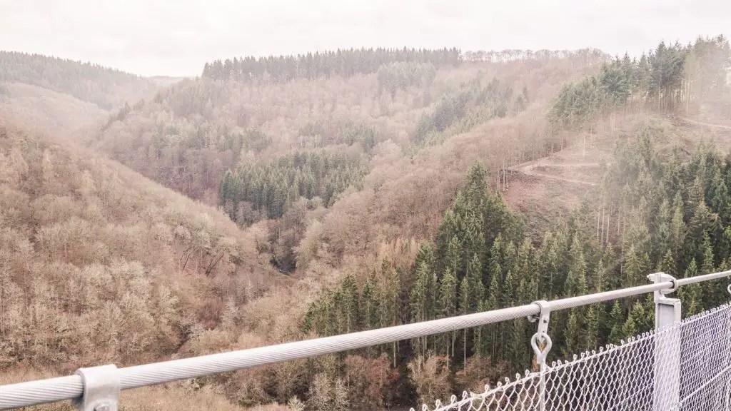 Geierlay suspension bridge rheinland pfalz Germany