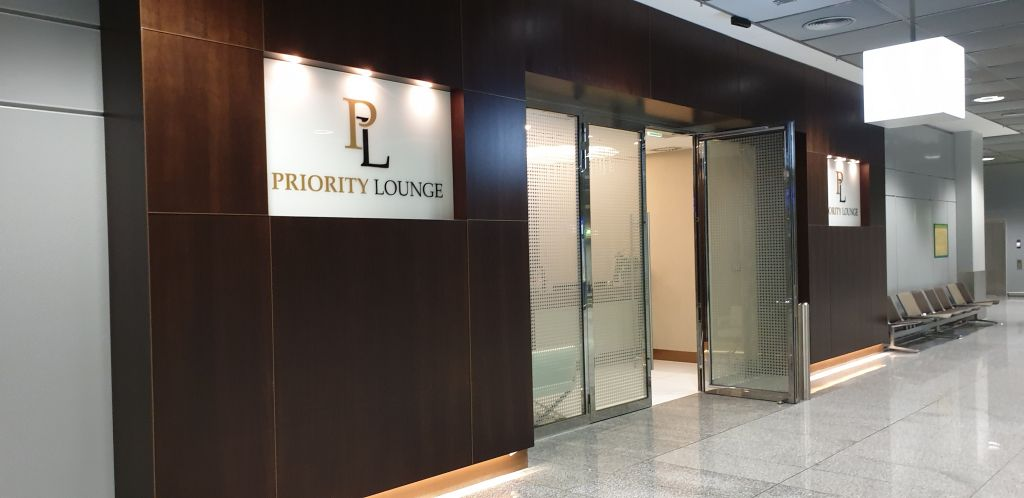 Frankfurt Priority Lounge Terminal 2