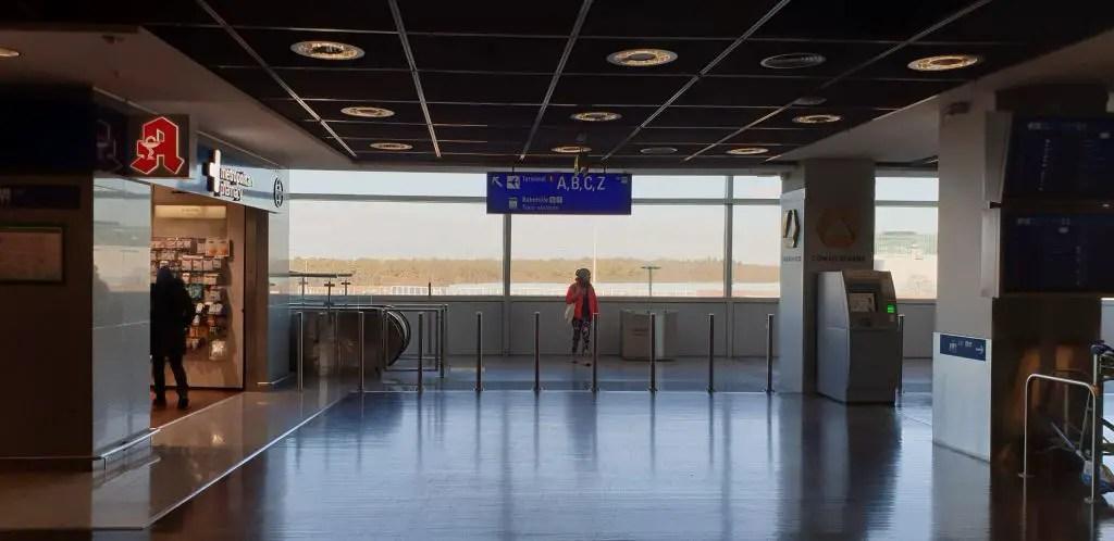 Frankfurt Terminal 2