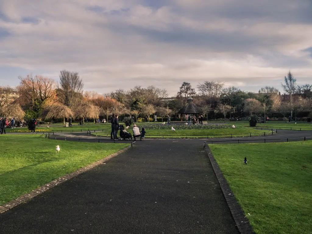 St Stephen's Green Dublin