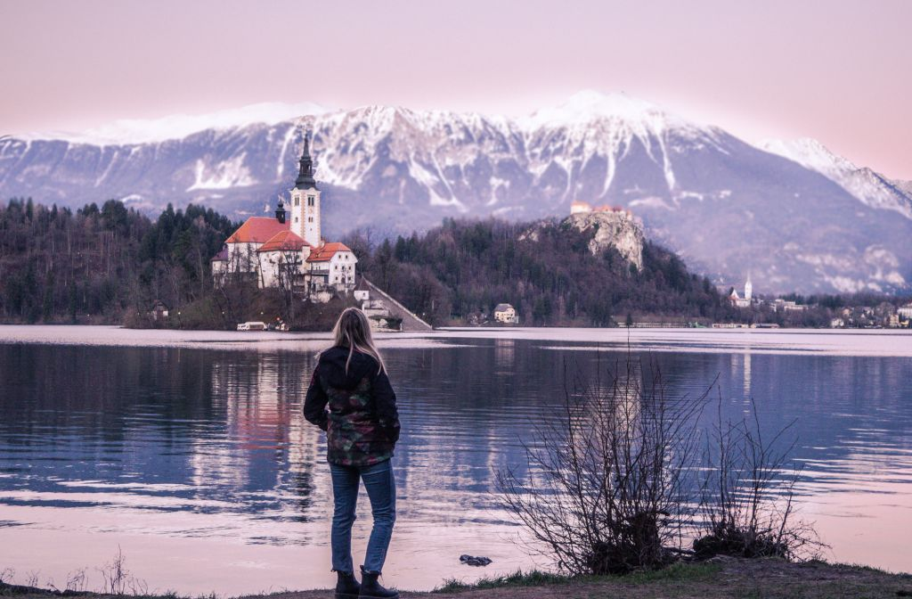 Lake Bled Slovenia best photo spots