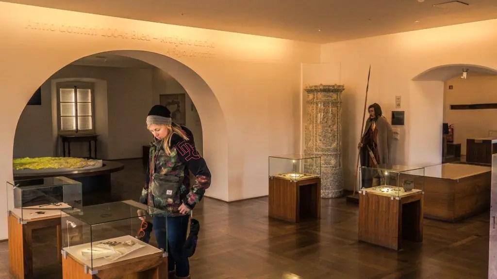 Bled Castle Museum