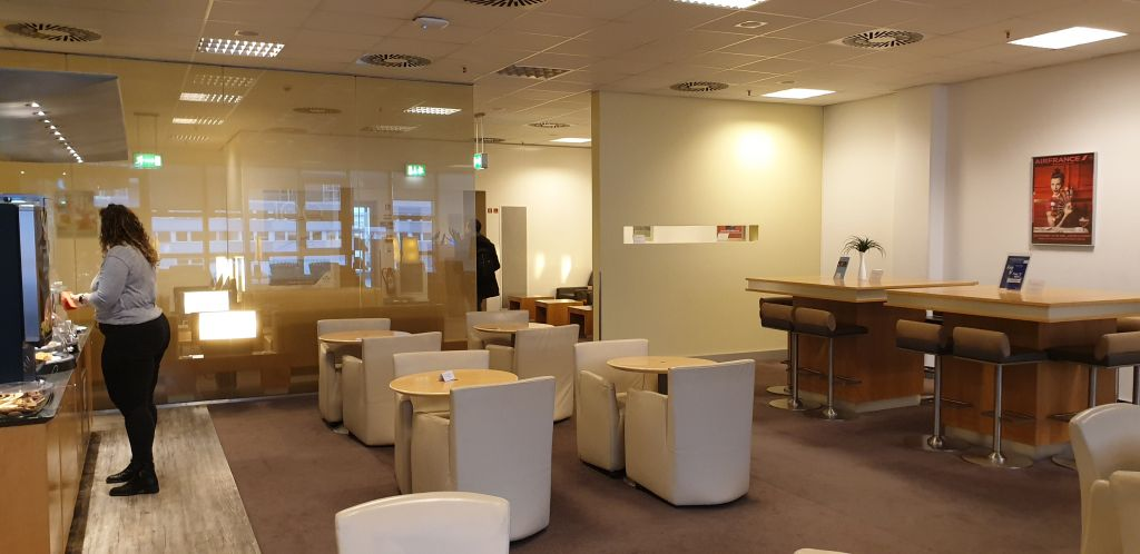 air france lounge frankfurt