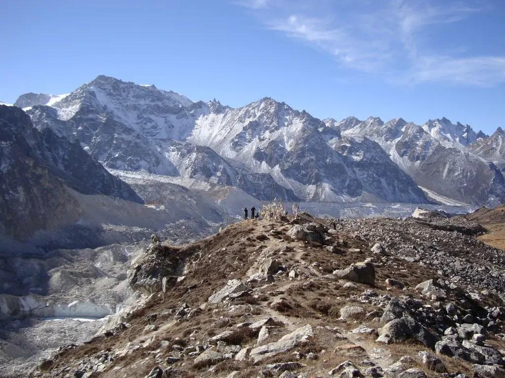 kanchenjung base camp nepal