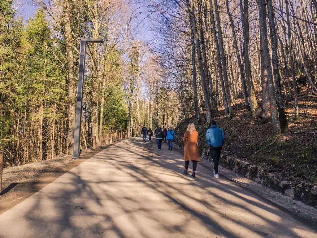 neuschwanstein hike