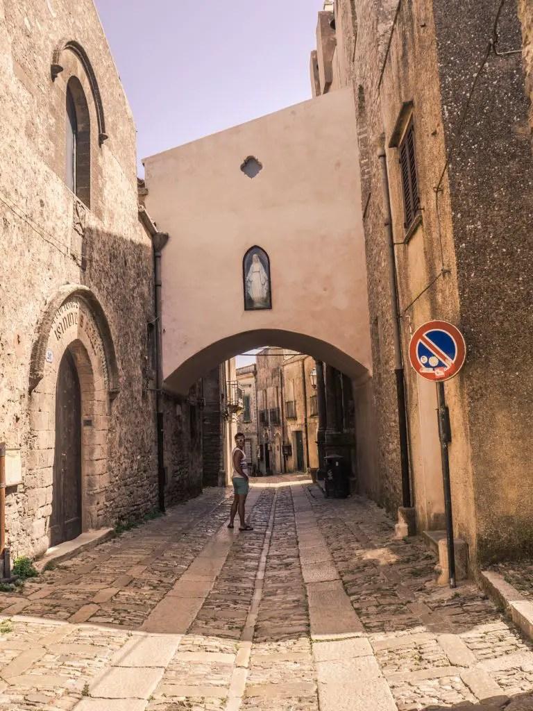 Erice Italy