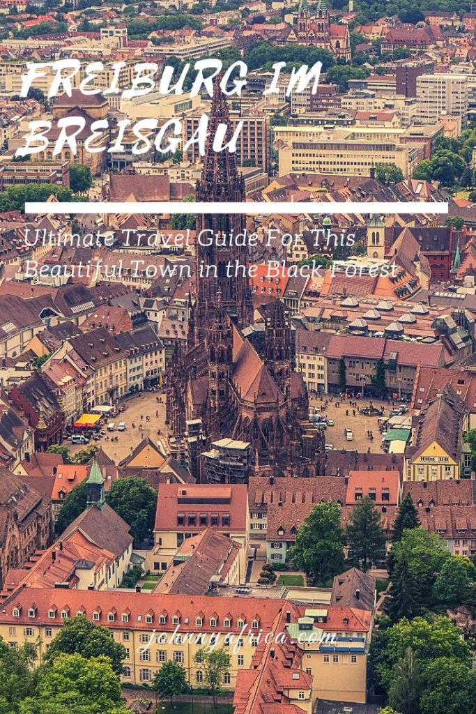The Perfect Travel Guide For Freiburg im Breisgau