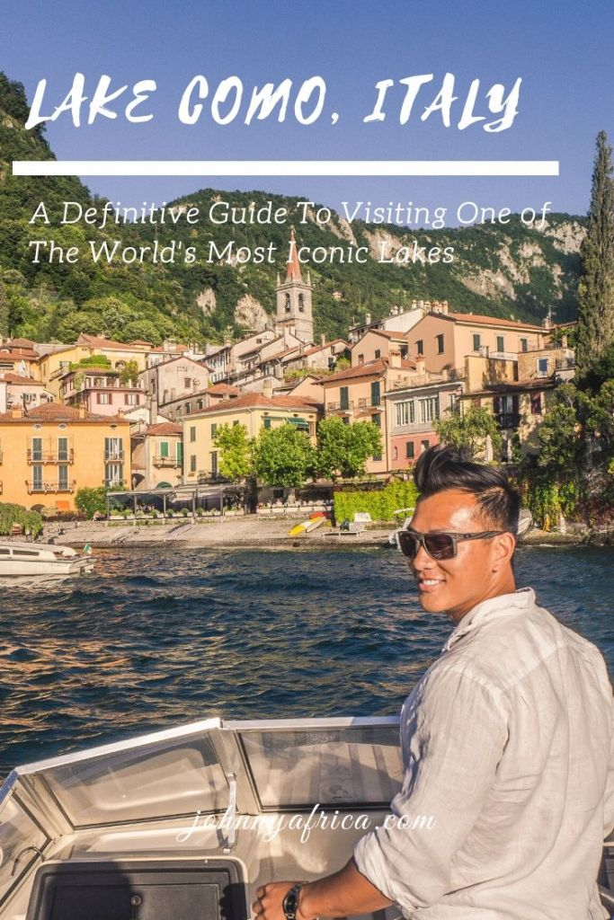 The Ultimate Travel Guide For Lake Como, Italy