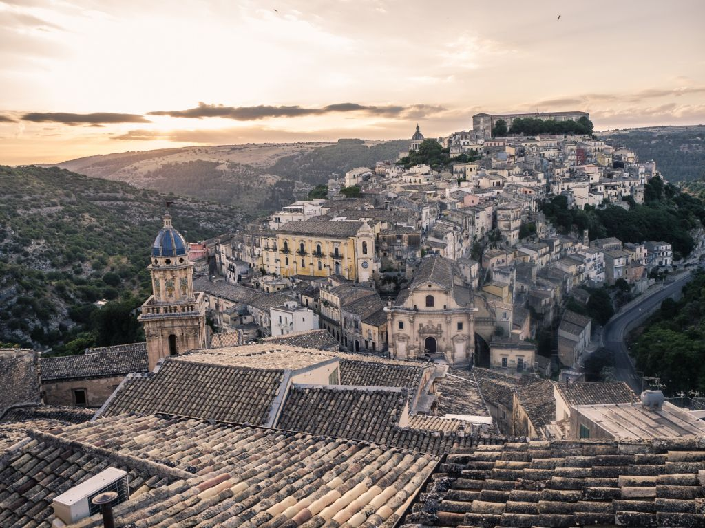 ragusa old town