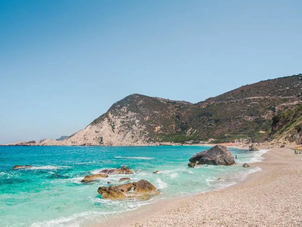 Perallia Patani Beach