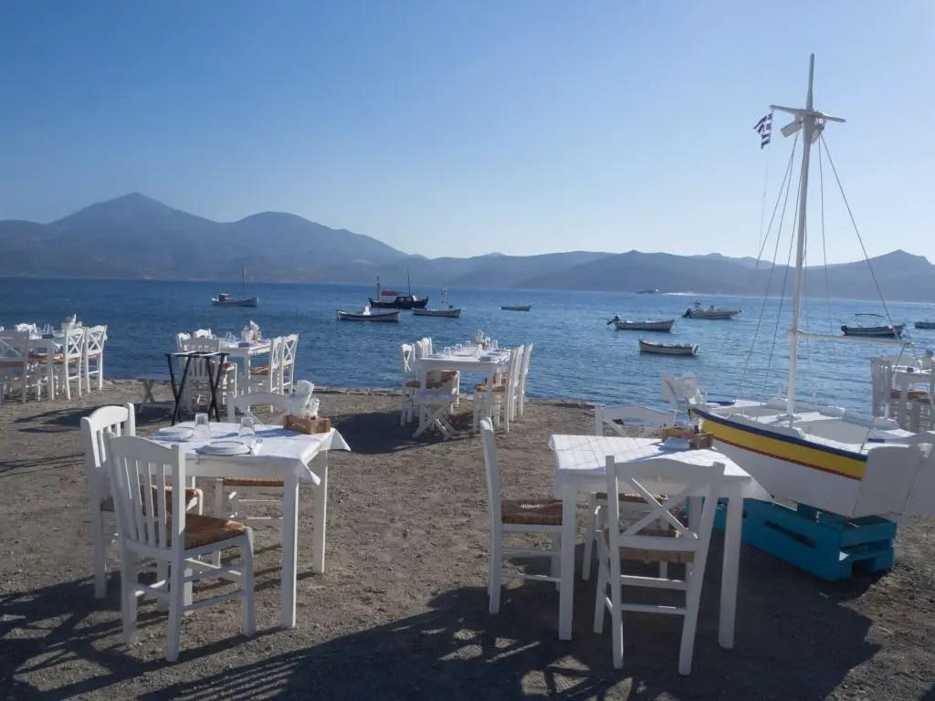 Milos restaurant