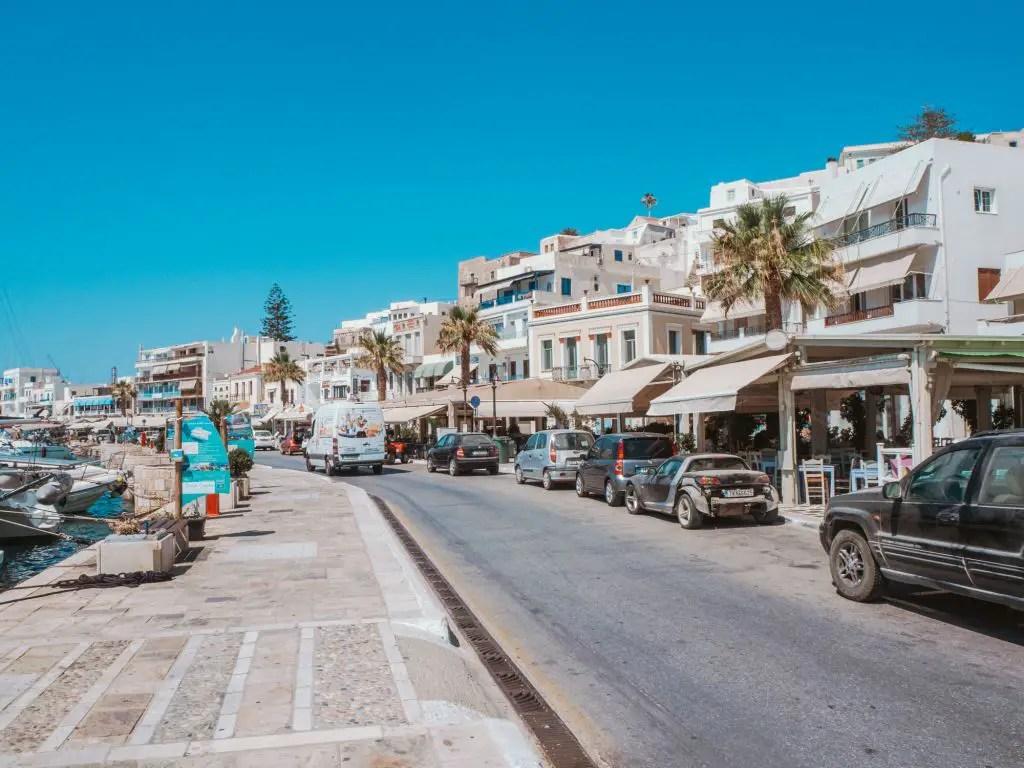 Naxos Harbourfront