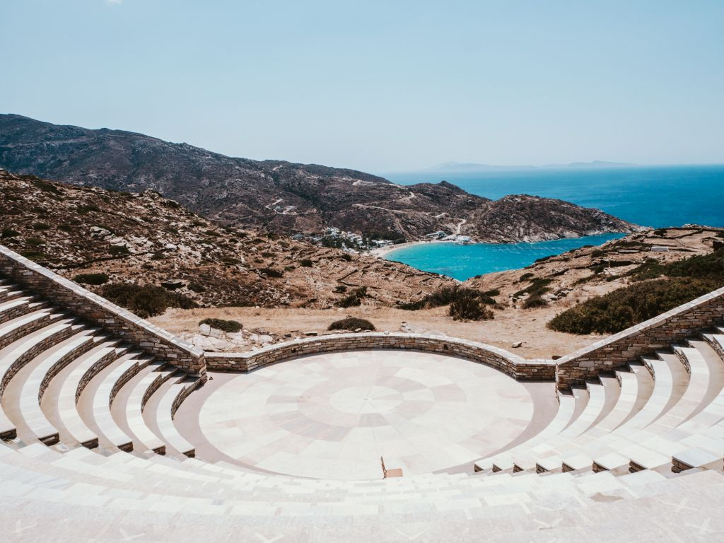 Greek theater ios
