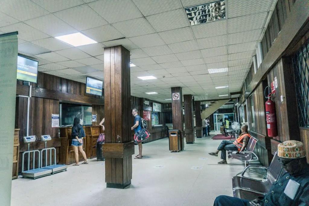 Terminal 1 dar es salaam airport