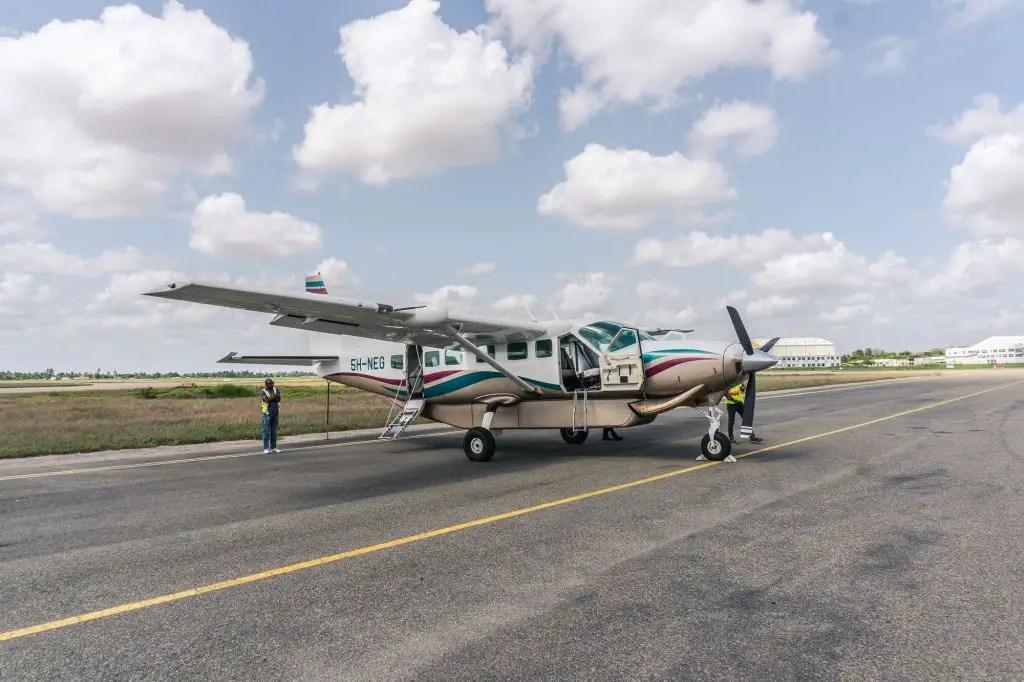 Dar to mafia flight
