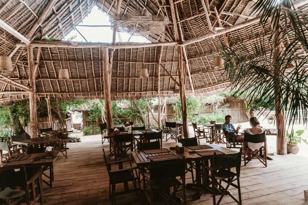 Zanzibar Sunrise at Bandas hotel