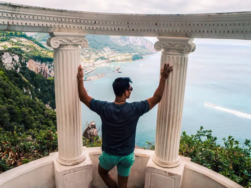Capri Villa Lysis