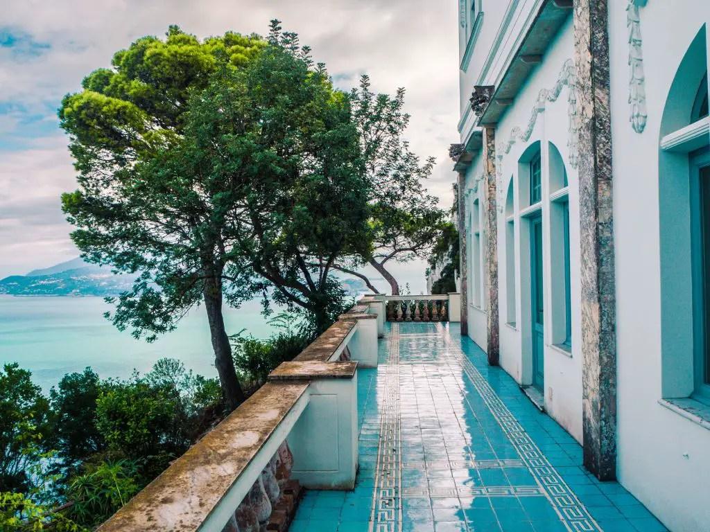 Amazing views from Villa Lysis