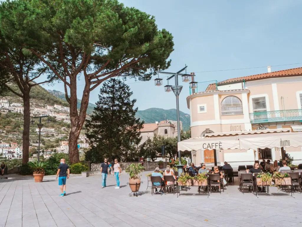 Ravello Town