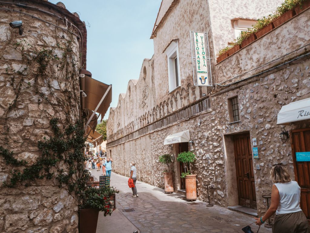 Ravello Amalfi Coast Italy