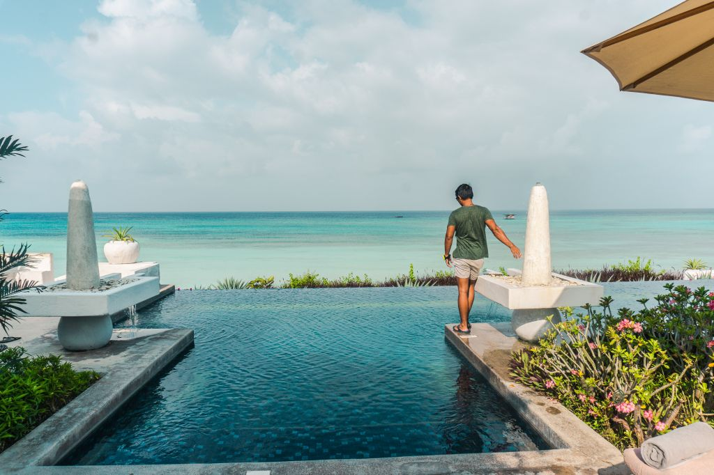 Aiyana Hotel PEmba island