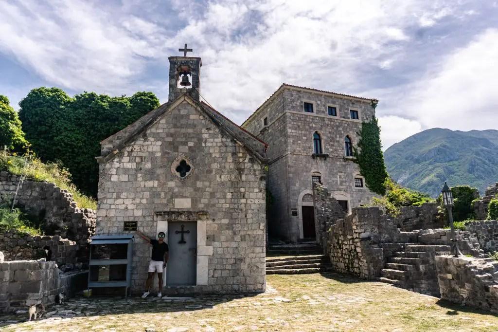 Stari Bar Old Town MOntenegro