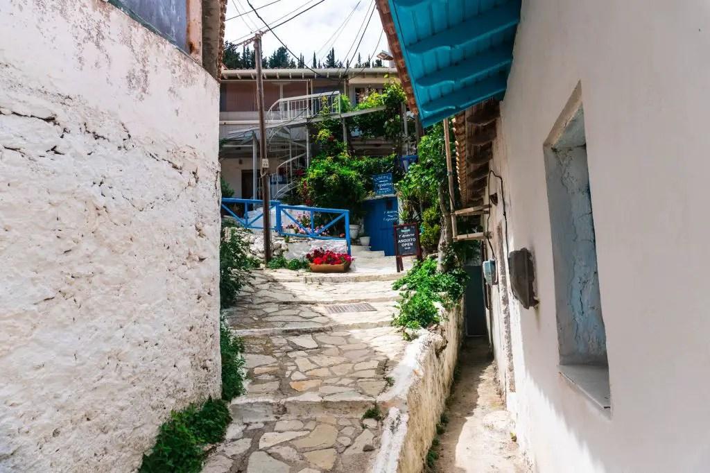 Agios NIkitas Lefkada